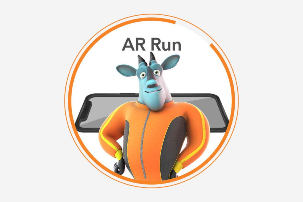 AR Run