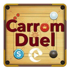 carrom duel logo MTT