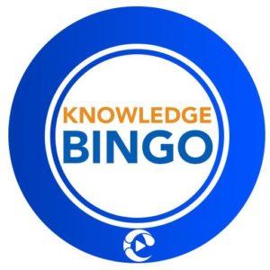 knowledge bingo logo MTT