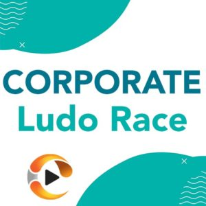ludo race corporate logo multiplayer team training