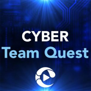 cyber team quest logo MTT